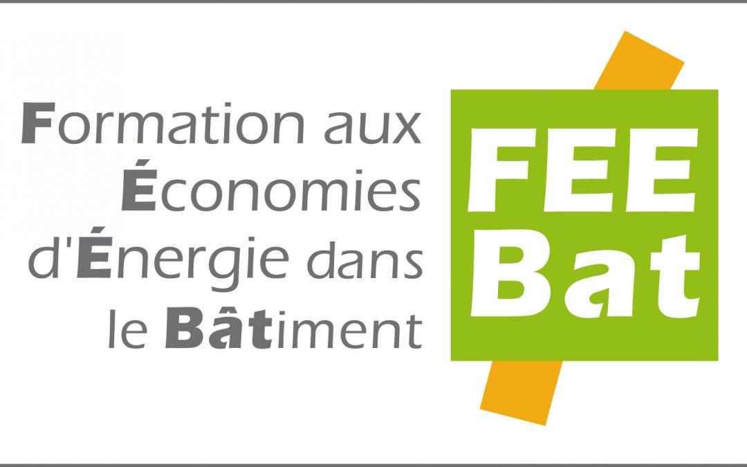 Formation Feebat réalisée, sur le thème de la rénovation à faible impact énergétique de bâtiments existants