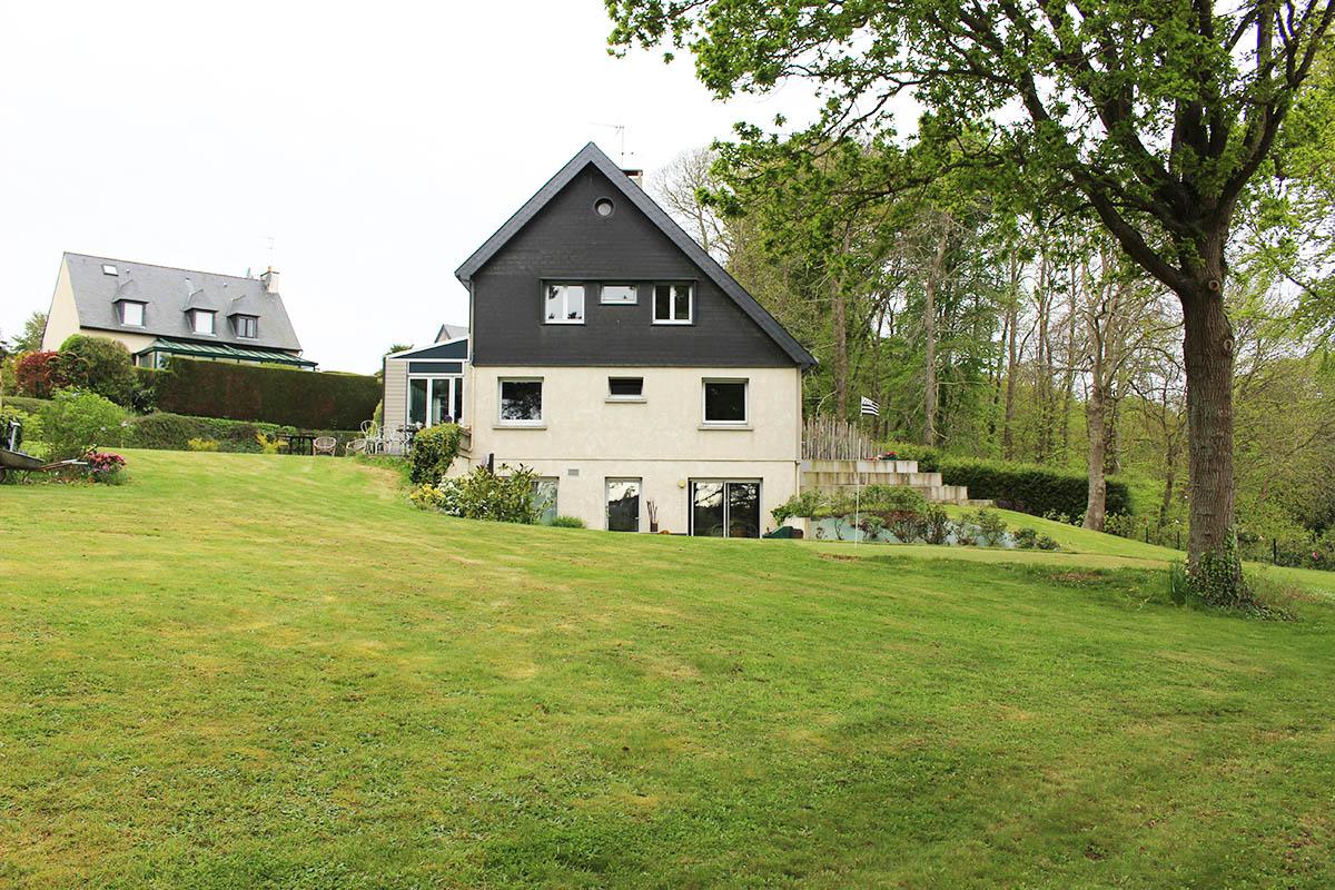 Maison avant travaux de rénovation région de Dinard