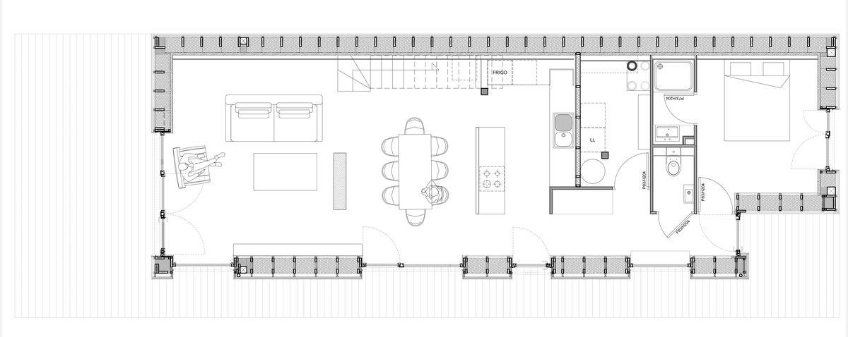 Plan conception maison passive bois paille