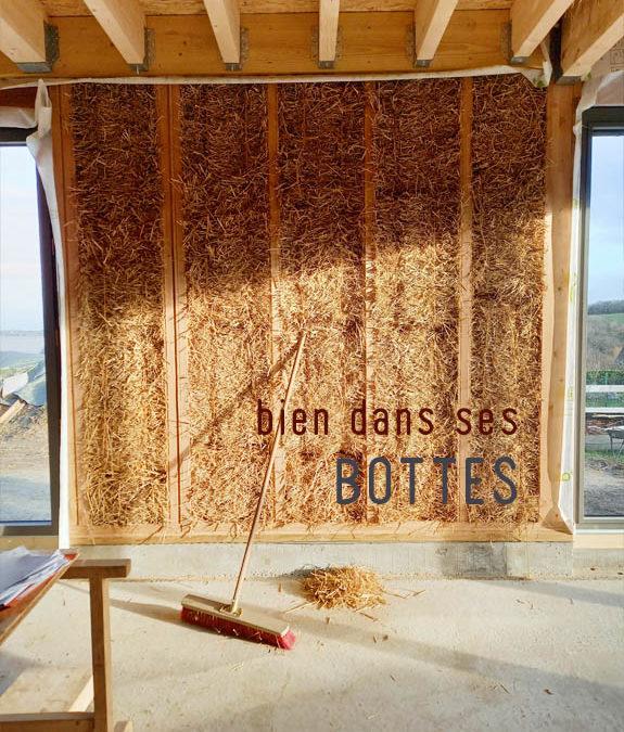 Projet de construction d'une maison passive isolée en paille